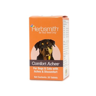 HERBSMITH COMFORT ACHES 20CT