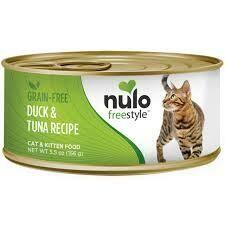 NULO CAT PATE DUCK/TUNA 5.5oz