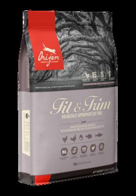 ORIJEN CAT FIT & TRIM 12#