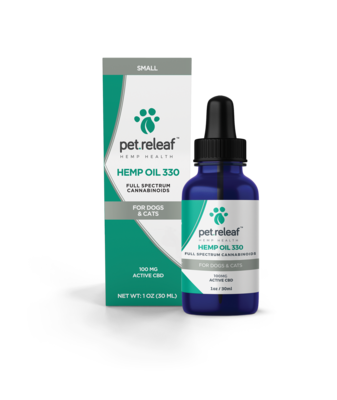 PET RELEAF CBD 100 1oz/30ml