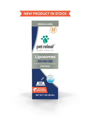 PET RELEAF LIPOSOME 1000MG