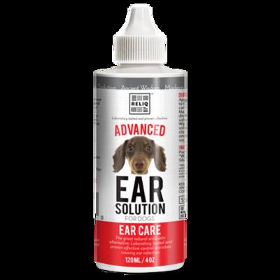 RELIQ EAR SOLUTION 4oz