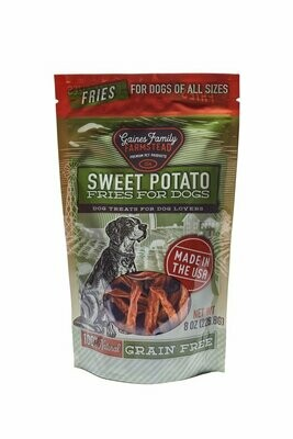 GAINES FAMILY SWP FRIES 8OZ
