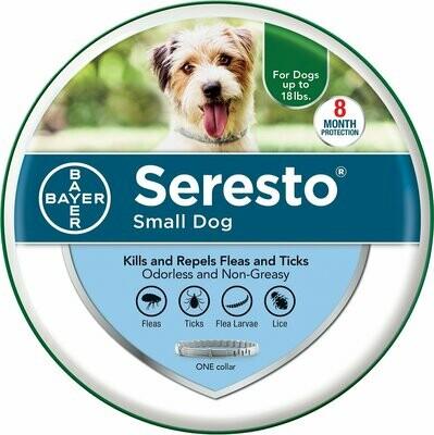 SERESTO SMALL DOG