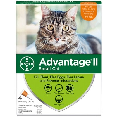 ADVANTAGE CAT SM 5-9# SINGLE