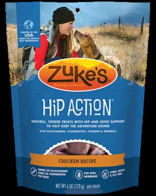 ZUKES HIP ACTION CHK 6oz