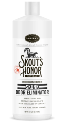 SKOUTS S/O SKUNK ODOR ELIMINATOR 32oz