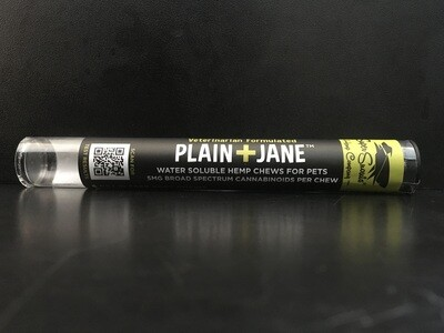 DYD SOFT CBD CHEW PLAIN 6CT