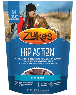 ZUKES HIP ACTION BEEF 1#