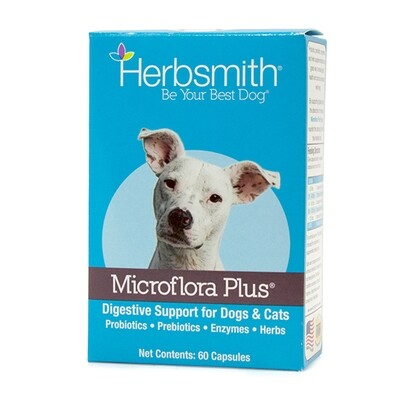 HERBSMITH MICROFLORA 60CT