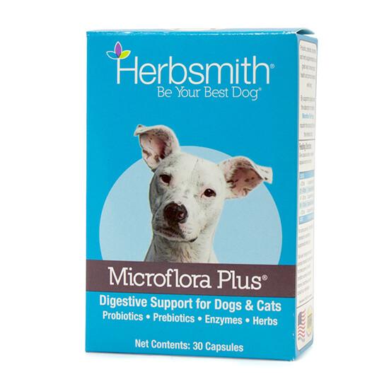 HERBSMITH MICROFLORA 30CT