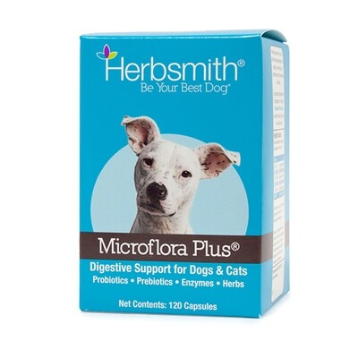 HERBSMITH MICROFLORA 120CT