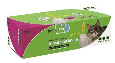 VAN NESS LITTER LINER SM 10ct