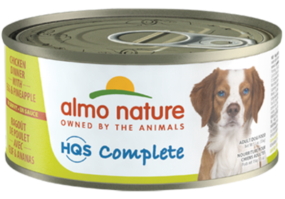 ALMO DOG COMP CHX/PINA 5.5oz