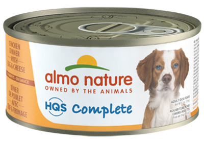 ALMO DOG COMP CHX/CHEESE 5.5oz