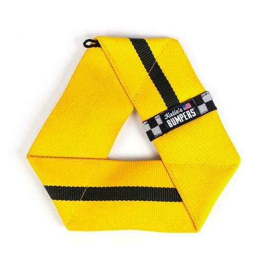 KB FLYER TRIANGLE YELLOW