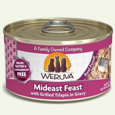 WERUVA CAT MIDEAST FEAST 3oz
