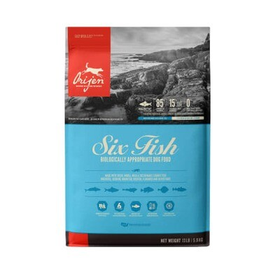 ORIJEN 6 FISH 13#