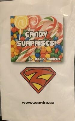 Candy surprises!