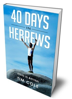 40 Days in Hebrews - Devotional