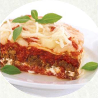 Ready to Bake Meat Lasagna 16oz tray