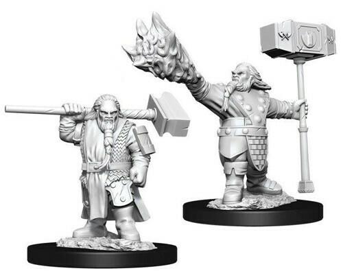 Male Dwarf Cleric 90003