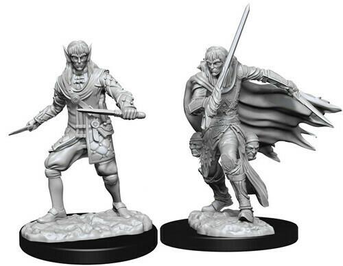 Male Elf Rogue 73854