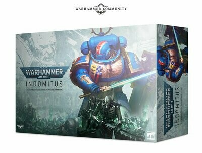 Warhammer 40,000: Indomitus Box Set