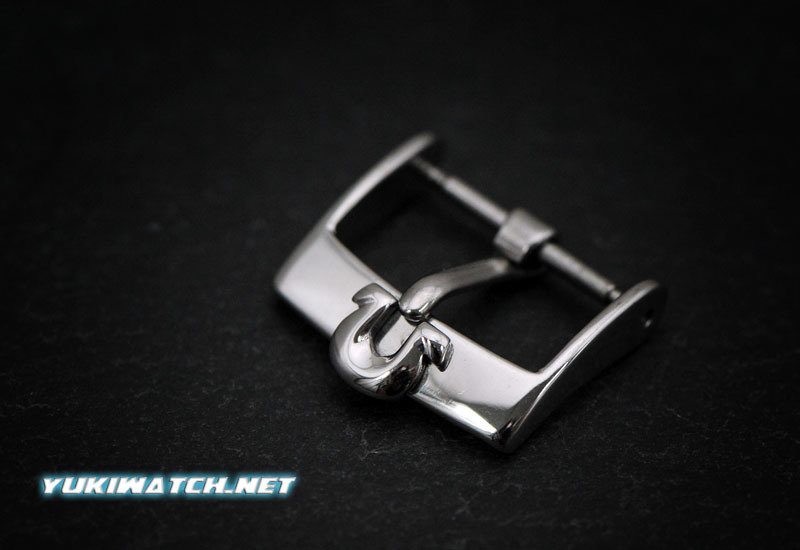 Omega Stainless Steel Buckle 16mm
