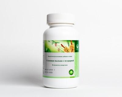 Сосновая пыльца c пуэрарией (для печени) - 180 таб.