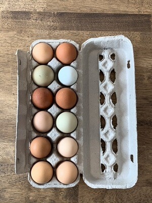 Farm Fresh Eggs Petra