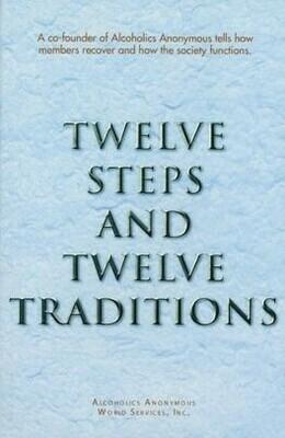 Twelve Steps And Twelve Traditions Ebooks
