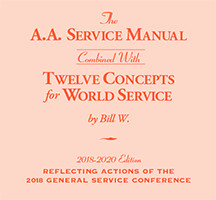 Twelve Concepts for World Service Ebooks