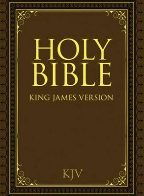 Holy Bible - King James Version Ebook & PDF (Free)