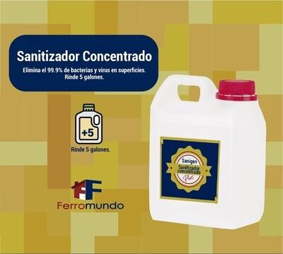 Sanitizador concentrado Sanigen