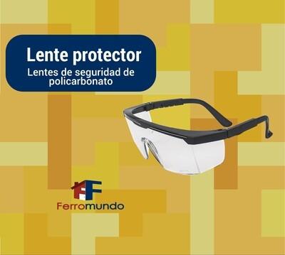 Lente protección