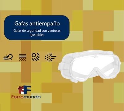 Gafas quirúrgicas antiempaño