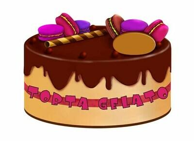 Crea la tua torta GELATO