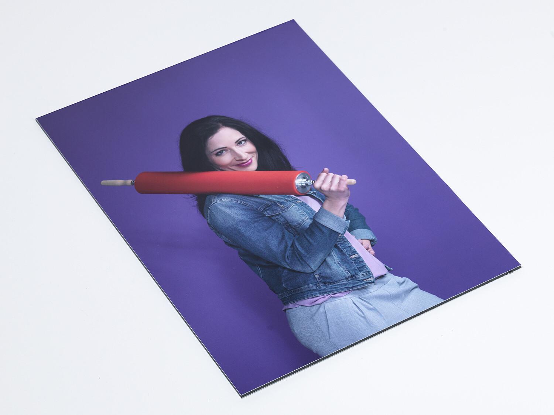 120 x 30 cm – Alu Dibond