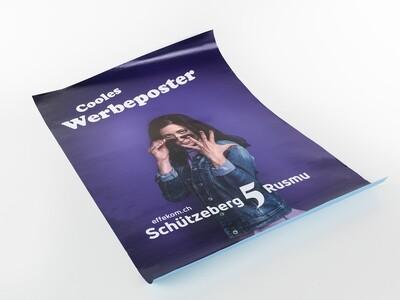 A3 (29.7 x 42 cm) – Blueback Plakat
