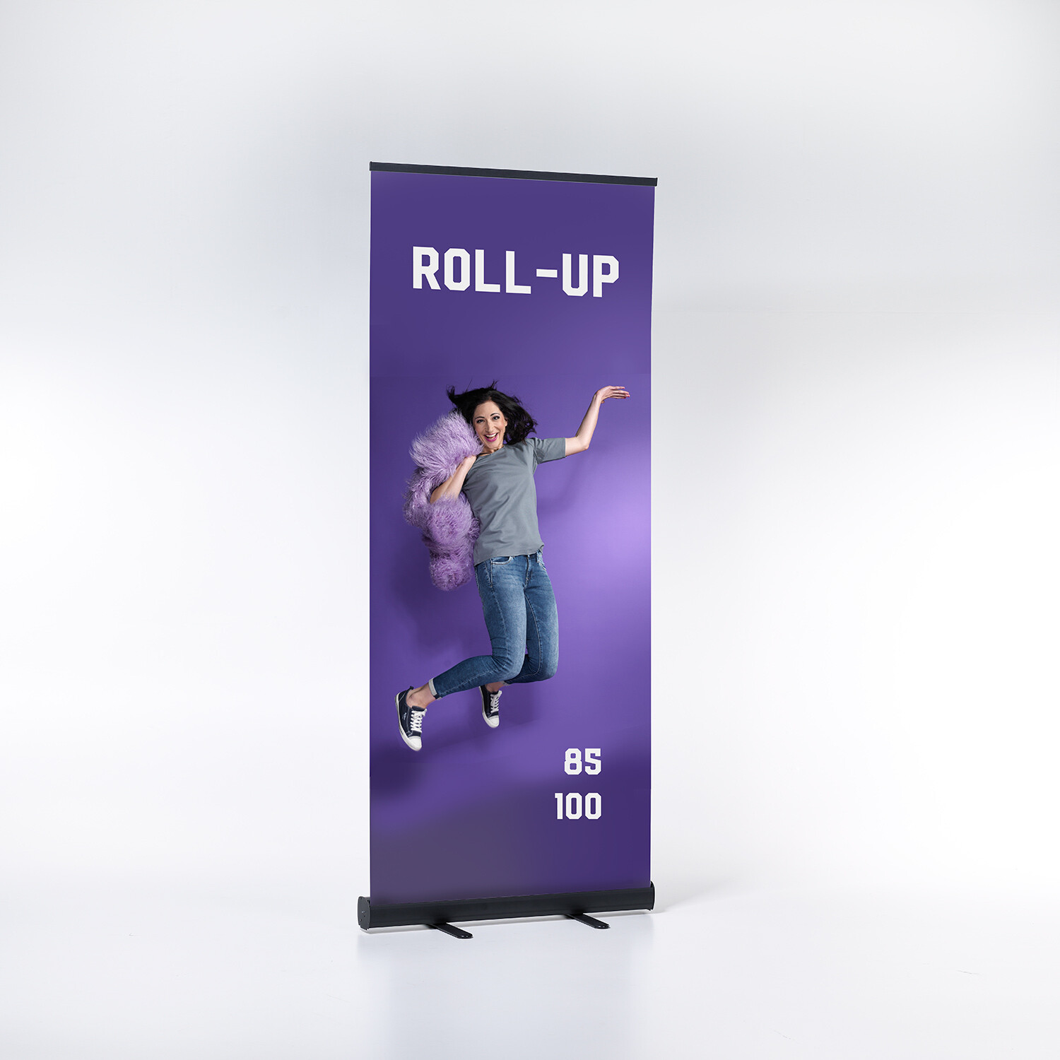 85 x 200 cm – Roll-up