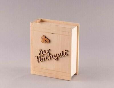 Holzsparbuch