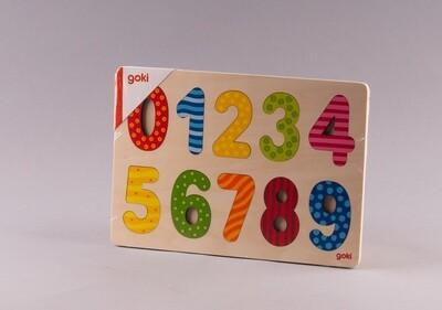 GOKI Holz-Lern-Puzzles