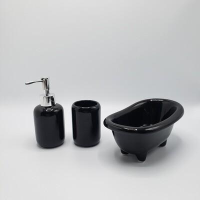 JGO P/BAÑO 3PCS JS10591-1-2 black Y787