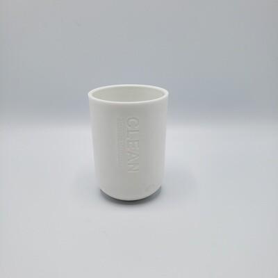 VASO P/BANHO 7.3*10.3 white N1290 Y180