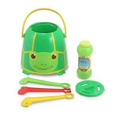 6141-ME Tootle Turtle Bubble Bucket