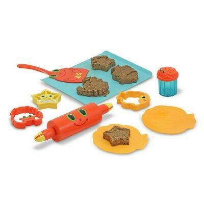 6434-ME Seaside Sidekicks Sand Cookie Set