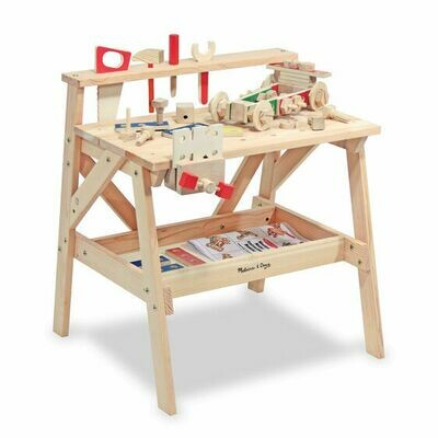 2369-ME Wooden project workbench