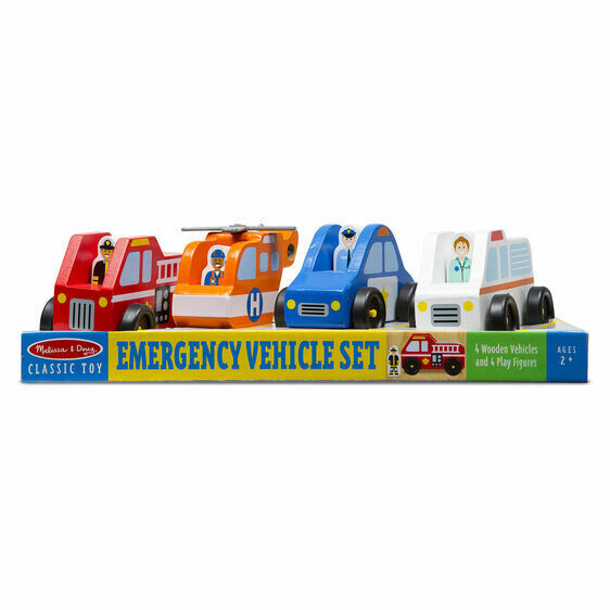 9285-ME Emergency Vehicle Set