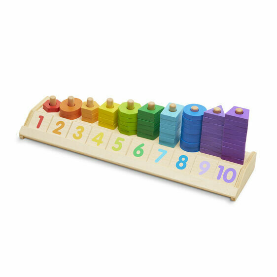 9275-ME Counting Shape Stacker